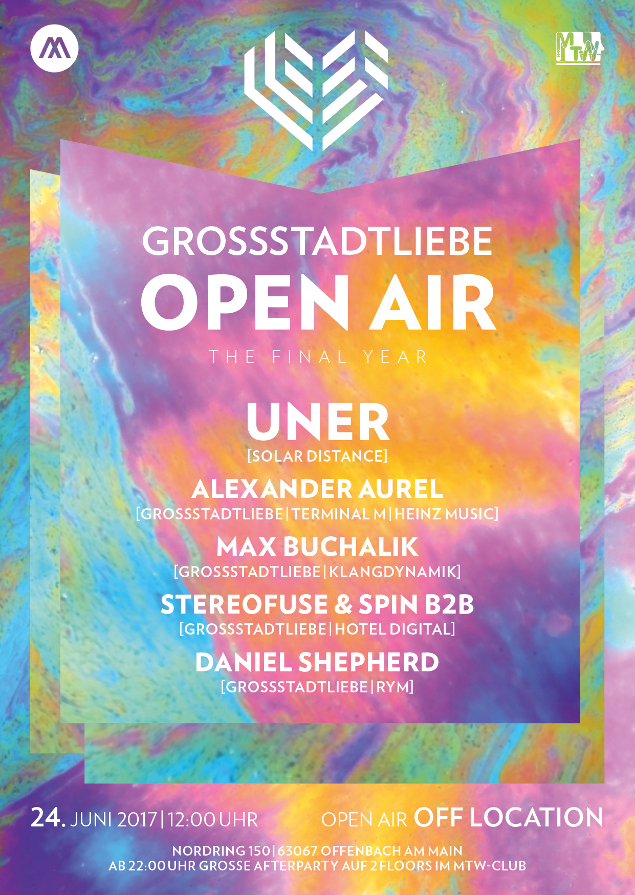 Flyer Open Air